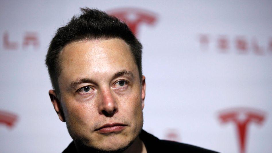 Tesla-Chef Elon Musk: Erstmals ein Jahresgewinn