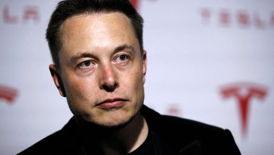 """Volles Potenzial für autonomes Fahren"": Tesla-Chef Elon Musk"
