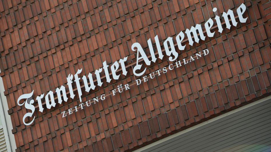 FAZ trennt sich überraschend von Mitherausgeber Holger Steltzner