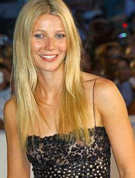 Blendendes Spendenlächeln: Wenn Tudor Jones ruft, kommt auch Film-Schönheit Gwyneth Paltrow