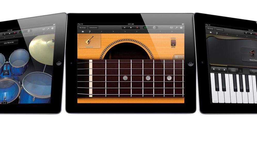 Tonstudio für die Tasche: Musik machen mit Apps