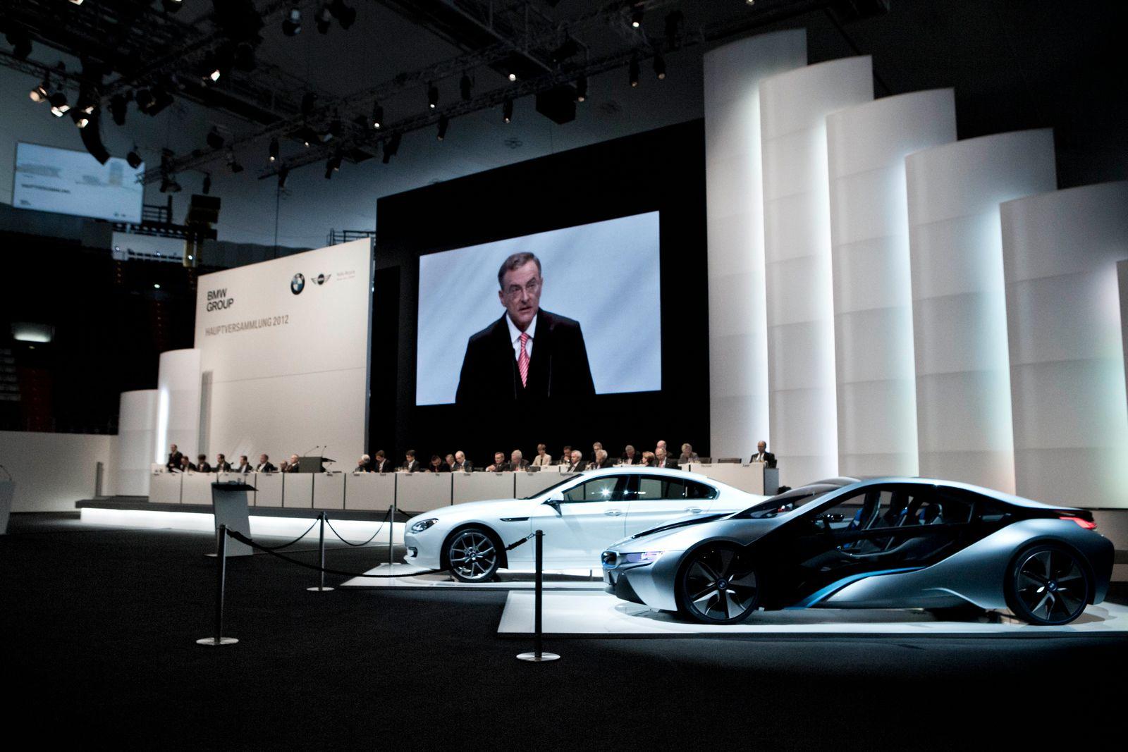 Hauptversammlung BMW AG