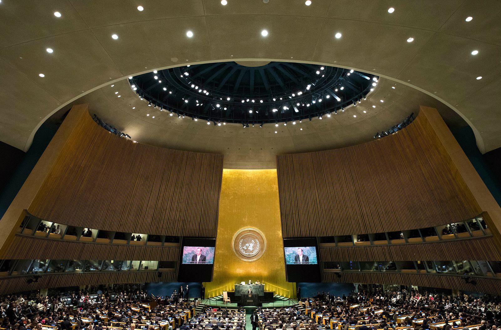 New York/ UN