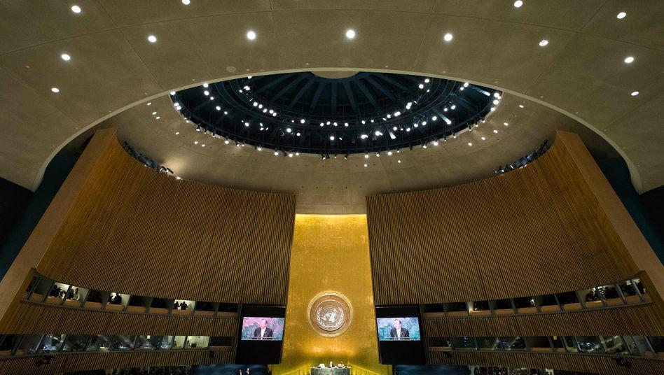 UN-Vollversammlung in New York: Einwöchige Generaldebatte ab Dienstag