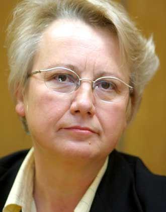 Anette Schavan (50)