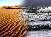 """""""Reale Gefahren"""": Zunehmende Dürre und steigende Wasserpegel sind gleichermaßen Folgen des Klimawandels"""