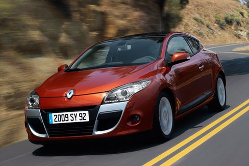 Ausreißer: Renault steigerte seine Absätze, insgesamt waren die Neuzulassungen in Frankreich zuletzt aber rückläufig
