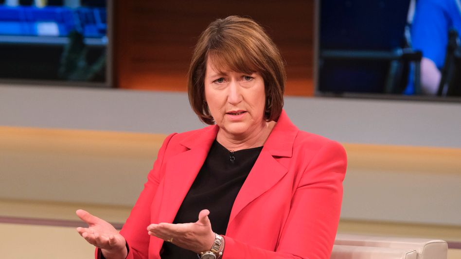 Zu wenig Ladesäulen: Verbandschefin Hildegard Müller mahnt mehr Tempo beim Ausbau an