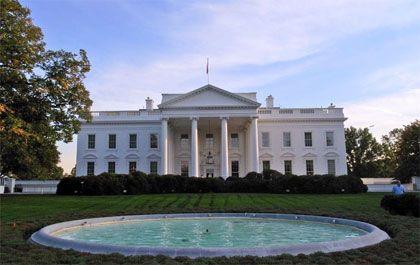 Wachsendes Defizit: Das Weiße Haus