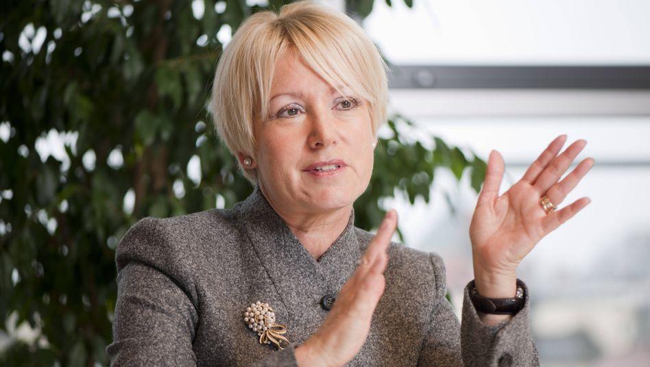 Elizabeth Corley: Neuer Kurs für die Vorzeigefrau von Allianz Global Investors - allerdings innerhalb des Unternehmens, das in der Summe 446 Milliarden Euro verwaltet