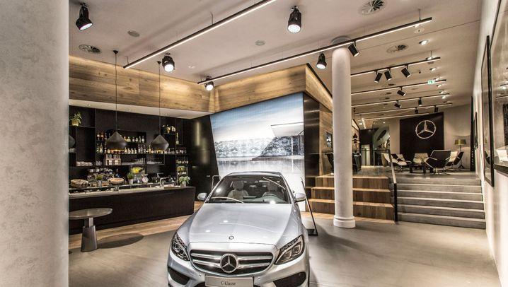 Mercedes-Vertriebschef Källenius: Was Daimler im Autohandel und an der Positionierung ändert