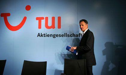 13 Jahre im Amt - und umstritten: Tui-Chef Michael Frenzel