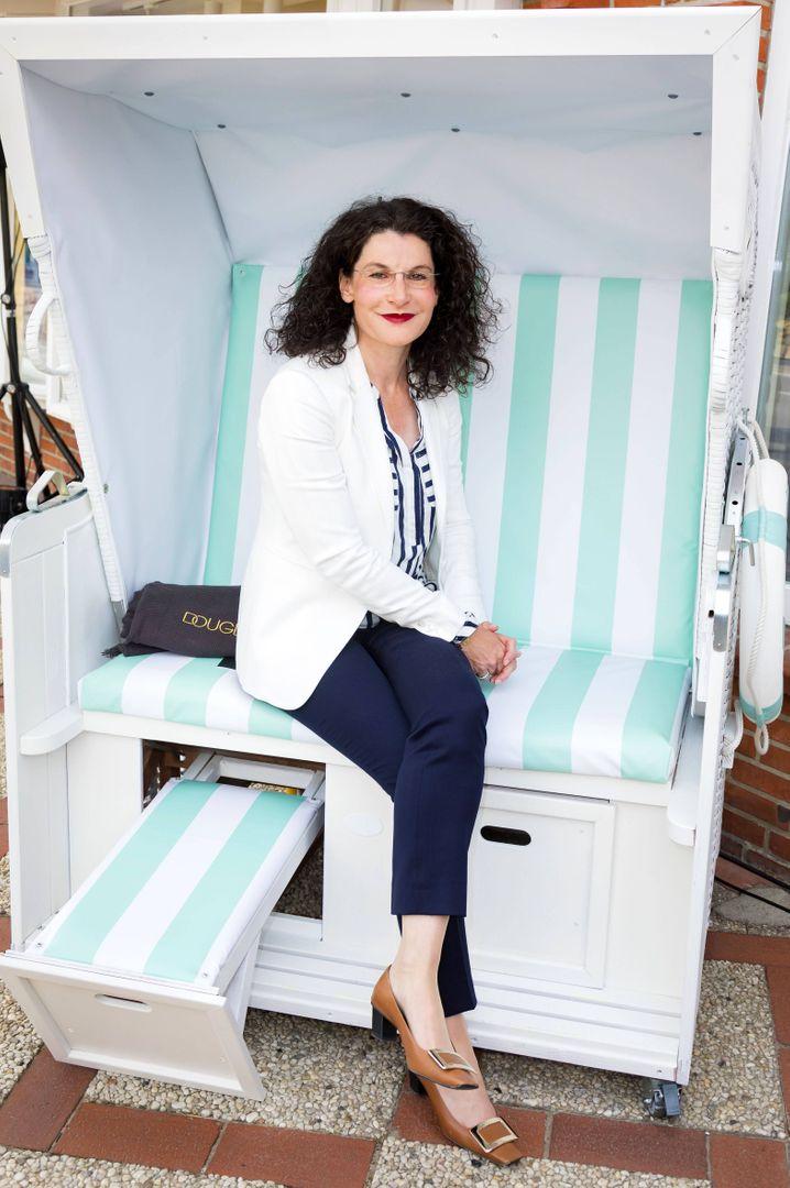 Harte Frau: Douglas-Chefin Tina Müller