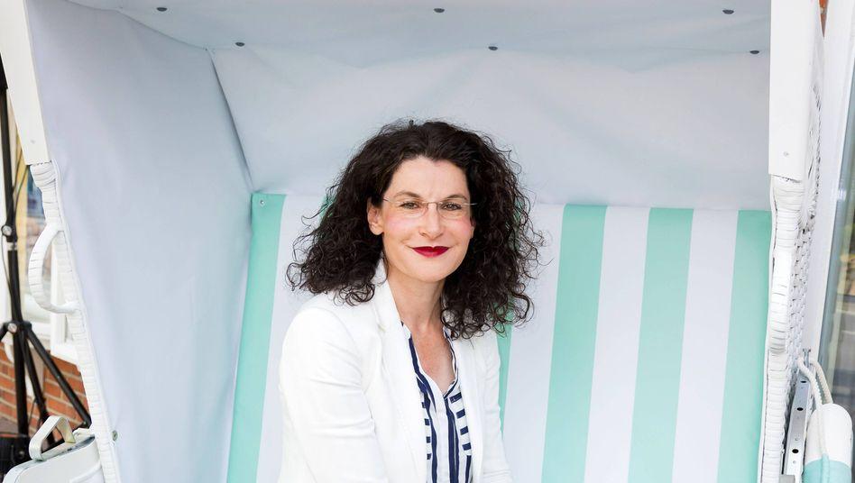 Douglas-Chefin Tina Müller