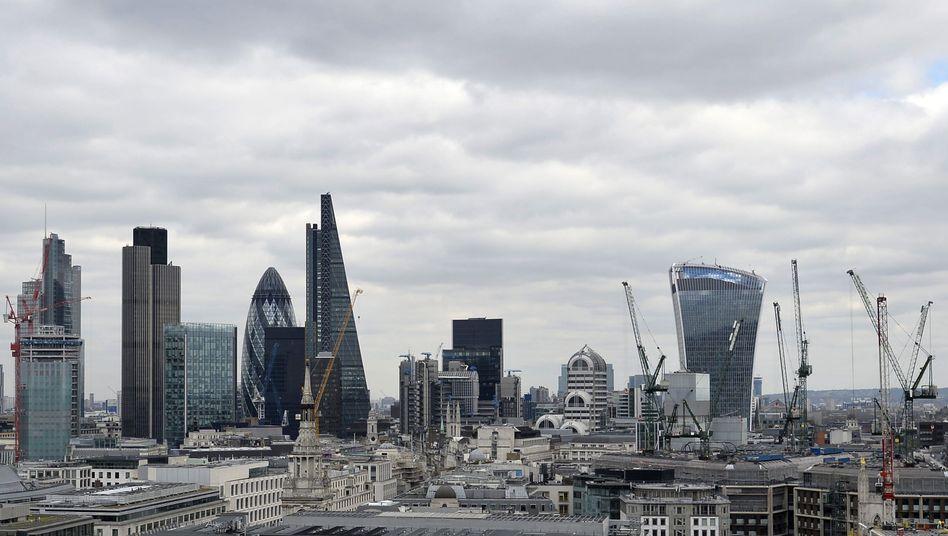 London: Der Finanzplatz wickelt den Großteil des Euro-Anleihengeschäfts ab - noch