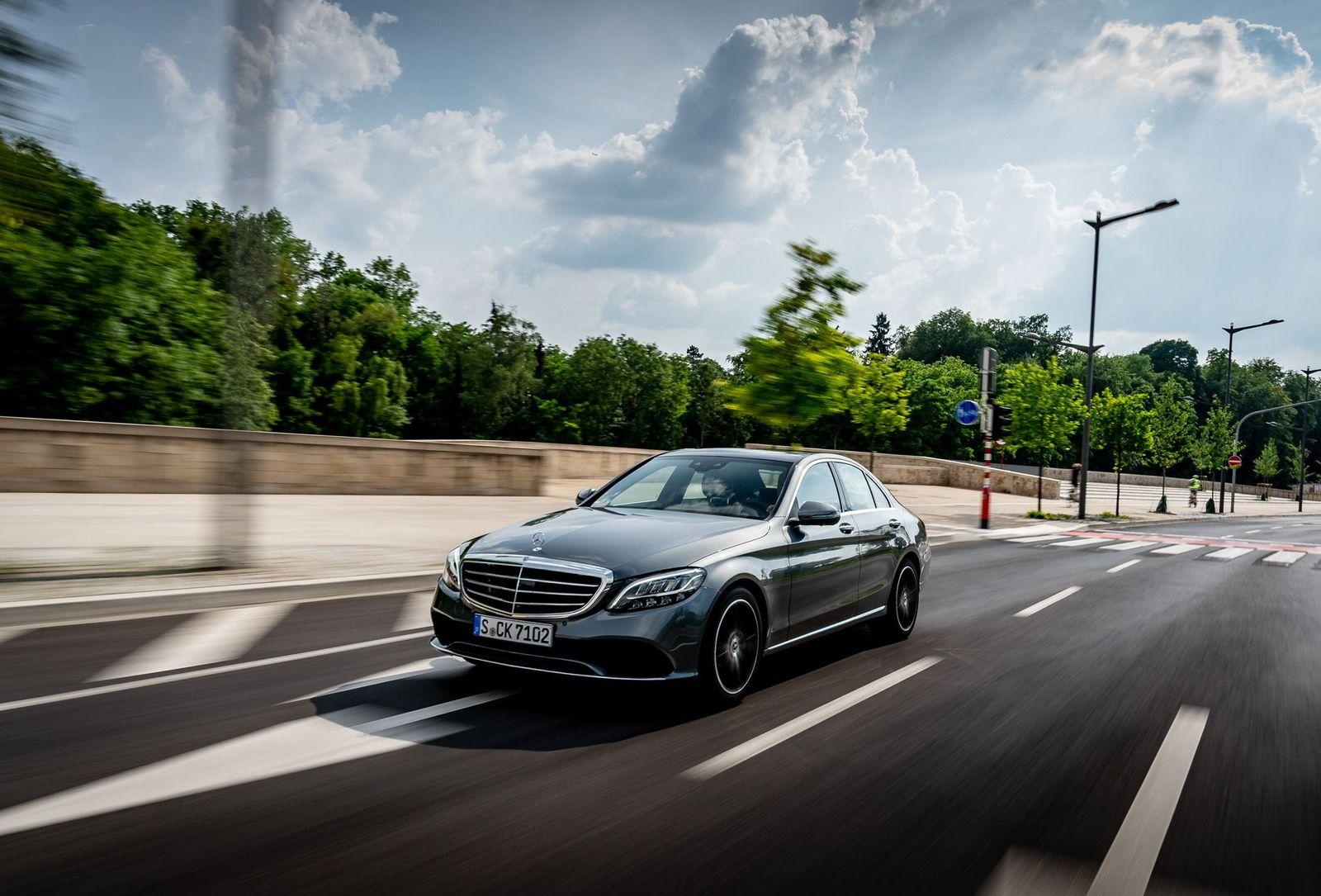 2018 / Mercedes C-KLasse