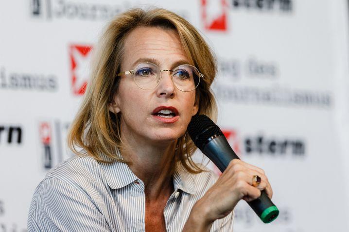 Braucht Raum zum Nachdenken: Gruner + Jahr-Chefin Julia Jäkel tritt ab