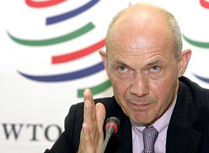 Zeigt sich zuversichtlich:WTO-Generaldirektor Lamy