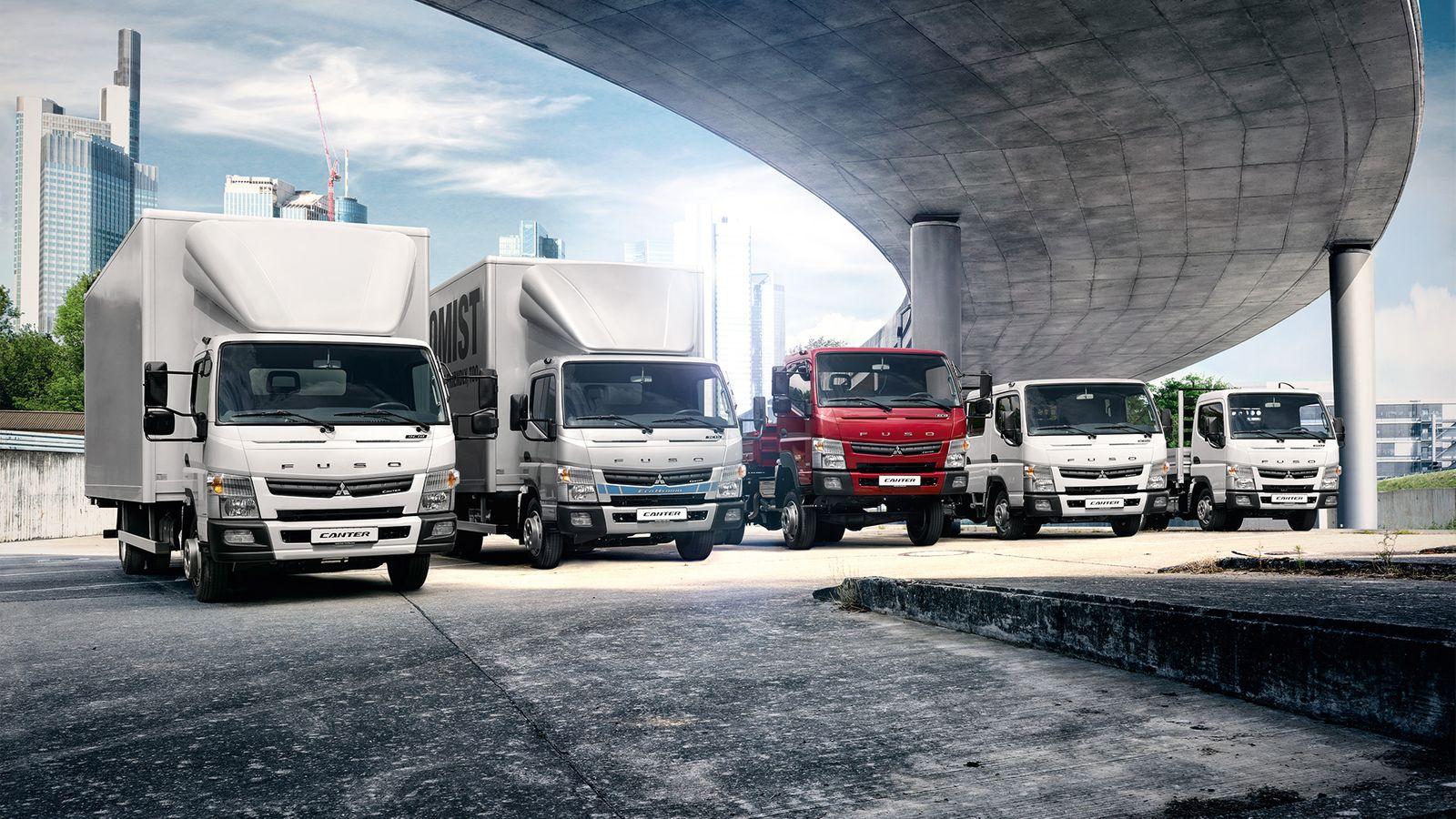 2018 / E-LKW / Daimler