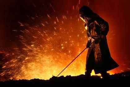 Auf Sparflamme: Stahlkocher von ArcelorMittal