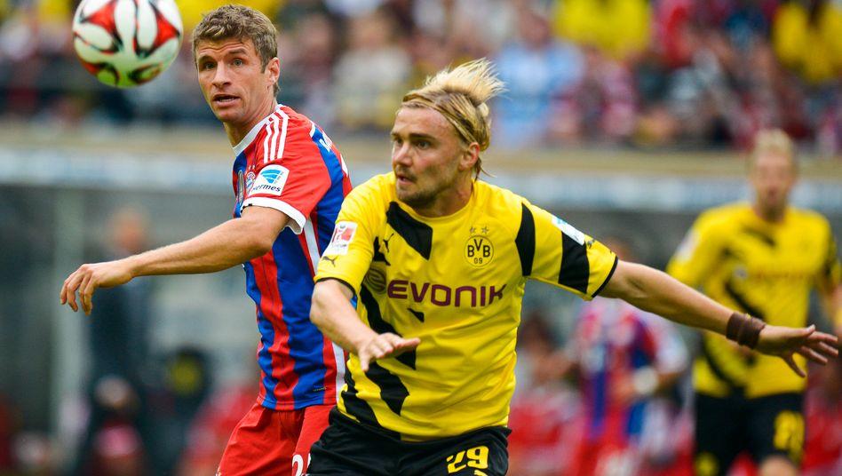 Bayern gegen Dortmund: Den Supercup hat der BVB gewonnen - doch bei Umsatz und Finanzkraft sind die Münchener meilenweit enteilt