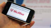 McAfee ist zurück an der Börse