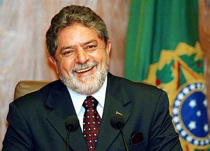 Anpassungsfähig: Als Gewerkschaftsführer protestierte Lula gegen die Unternehmer, als Regierungschef macht er sie zu seinen Verbündeten