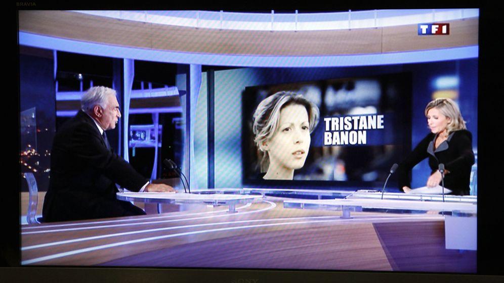 Strauss-Kahn: Das erste TV-Interview