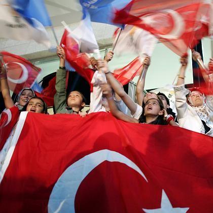 """""""Die Türken werden uns in ihren Werten schneller ähneln, als wir es uns heute vorstellen können."""""""