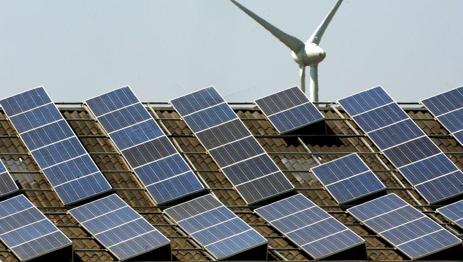 Solar- und Windenergie: Ökostrom-Anteil in Deutschland bei 44 Prozent im ersten Halbjahr 2019