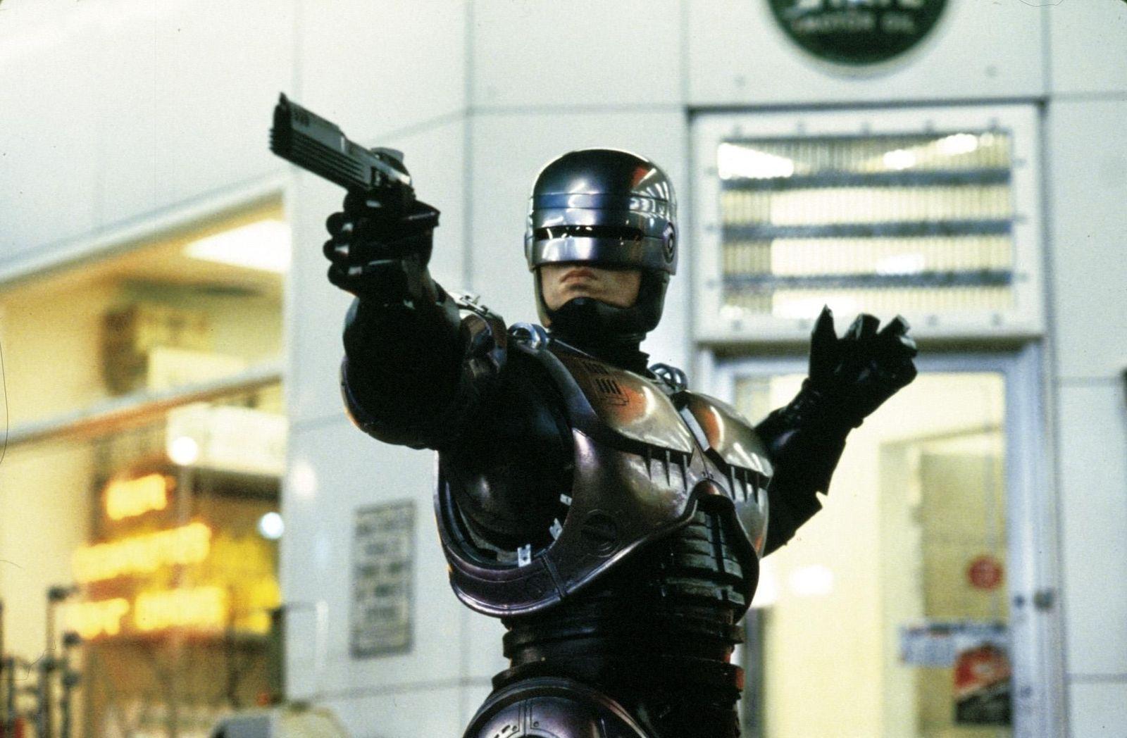 Terminator & Co. / Robocop