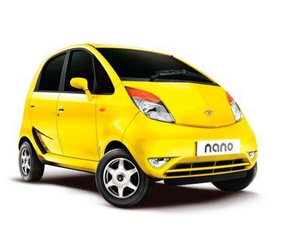 Tata Nano: Indischer Kleinstwagen für weniger als 2000 Dollar