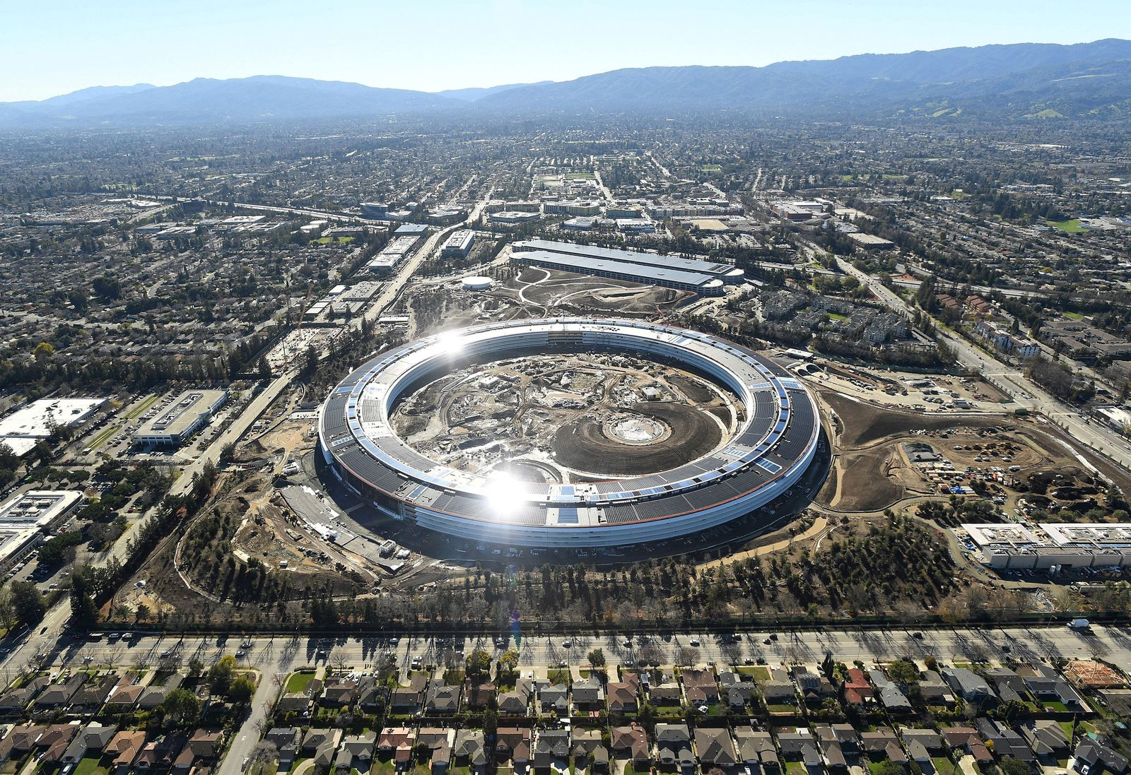 Silicon Valley / Apple Campus
