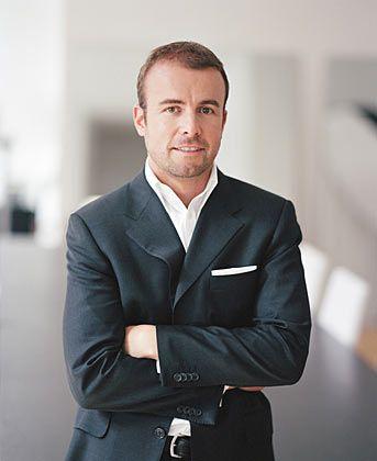 Statusverkäufer: Voss-Gründer Ole Sandberg