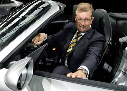 Reform-Bremser: Porsche-Chef Wiedeking zog gegen die Veröffentlichung der Vorstandsgehälter zu Felde