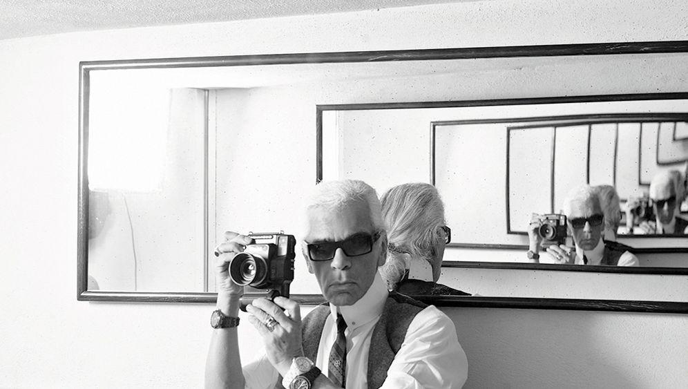 Sonderausstellung: Fotografien von Karl Lagerfeld