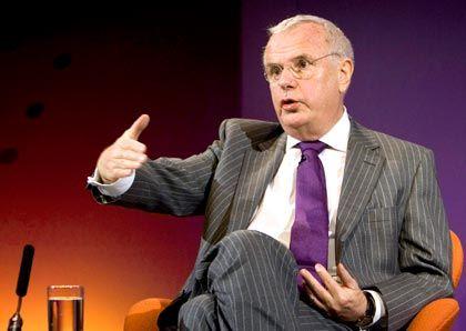 """""""Hochfrequenzhändler agieren ohne fundamentales Interesse."""" Paul Myners, britischer Minister für Finanzdienstleistungen"""