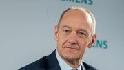 Designierter Siemens-Chef will Konzern nicht weiter in viele Teile zerlegen
