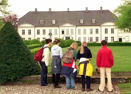 Ehrwürdig: Internat Luisenlund an der Schlei