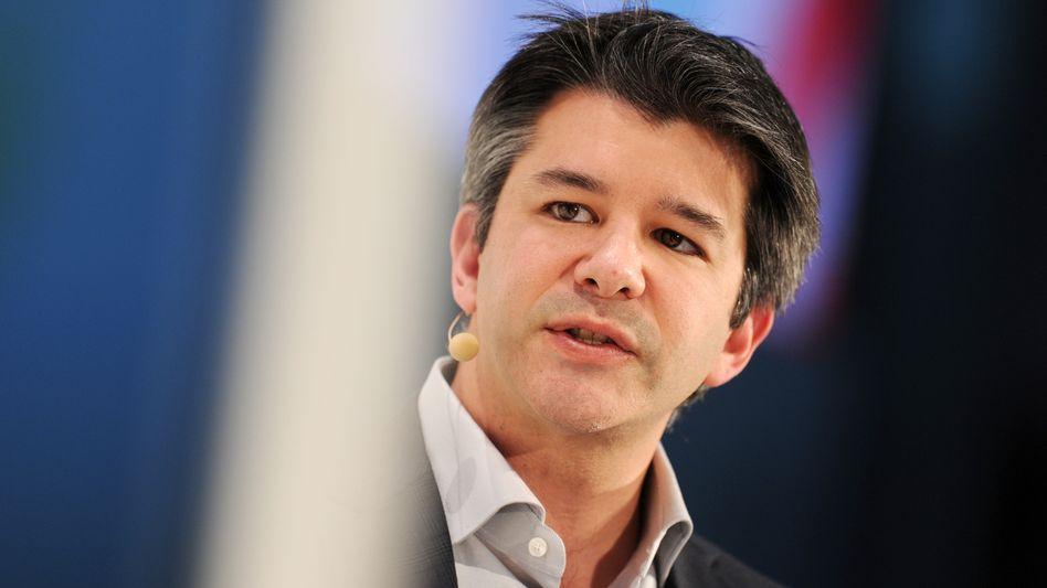 Travis Kalanick: Der Uber-Chef ist offensichtlich an selbstfahrenden S-Klasse-Karossen interessiert - in erheblicher Anzahl