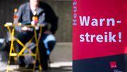 Beschäftigte im öffentlichen Dienst beginnen Warnstreiks
