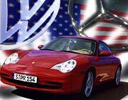 Luxus aus Germany: Porsche Sportwagen geraten ins Stottern. Doch Cayenne, Touareg und E-Klasse sind in den USA beliebt