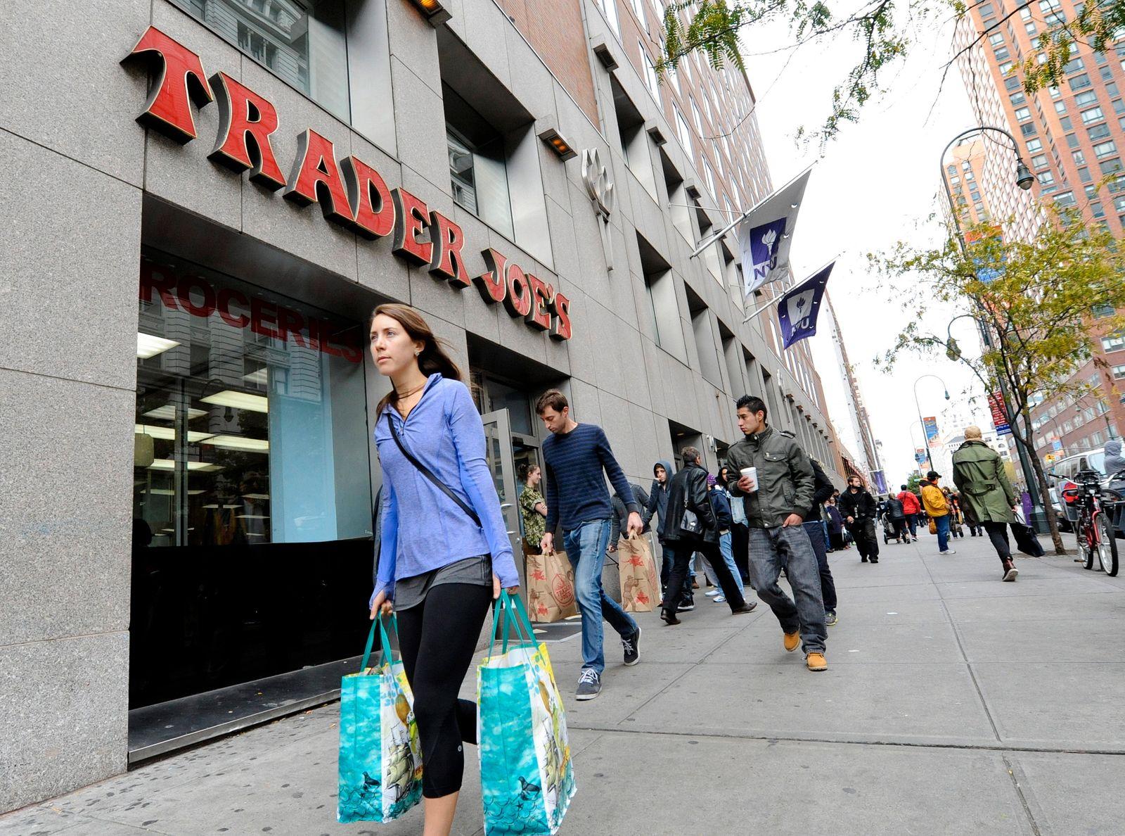 Trader Joe's / NYC, USA