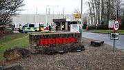Honda-Fabrik in Großbritannien stoppt Produktion