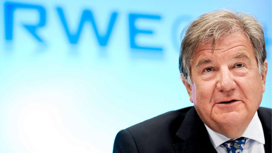 Jürgen Großmann: Der RWE-Chef verhandelt mit Russlands Energieriesen Gazprom