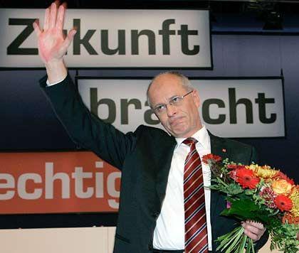 Reformorientiert: Der neue IG-Metall-Chef Huber