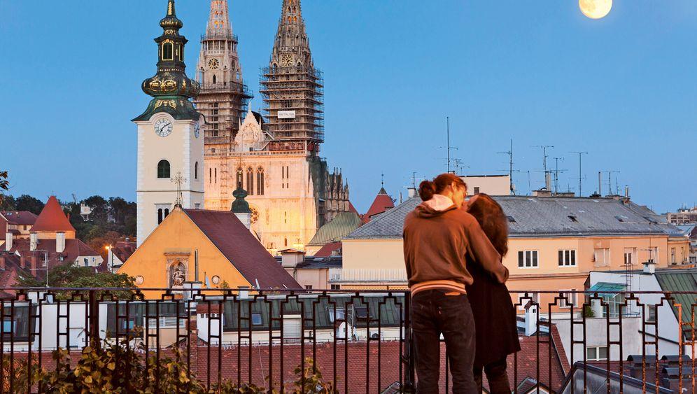 Zagreb: Die Bezaubernde