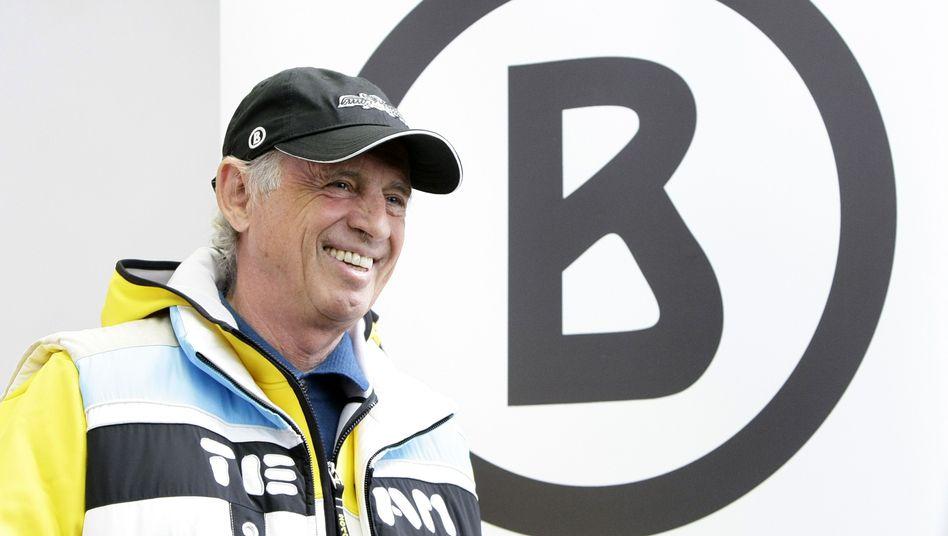 Willy Bogner (im Jahr 2010): Rückzug aus dem Mode-Unternehmen