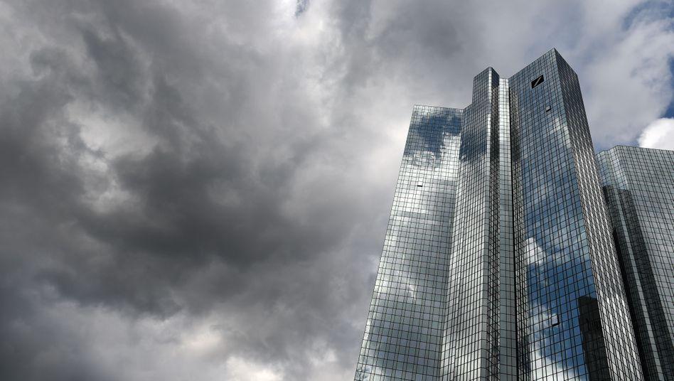 Risikoabbau hat Vorrang: Die Deutsche Bank muss nicht mehr zu den Top 5 gehören