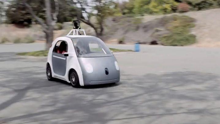 Autonomes Fahren: Was Googles Roboterauto alles nicht kann